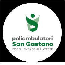 Logo Poliambulatorio San Gaetano