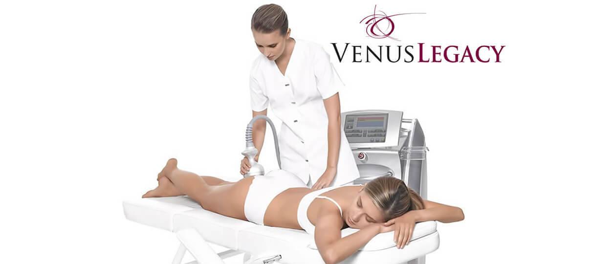 mobile Venus Legacy per Cellulite e adiposità localizzata